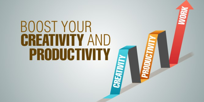 Creativity Leads to Productivity