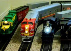 Entering The World Of Model Trains