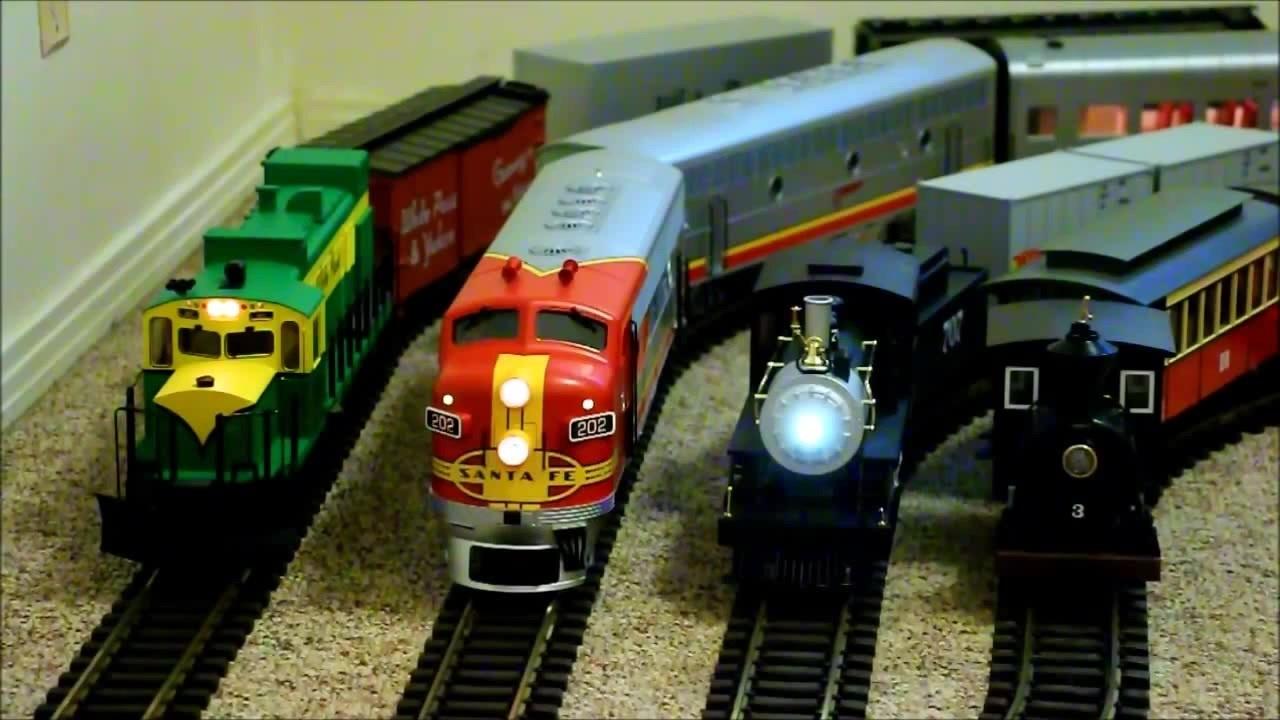 World Of Model Trains