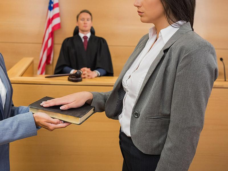 Role of an Expert Witness