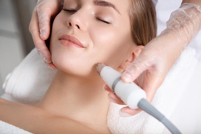 Laser Skin Rejuvenation Treatment